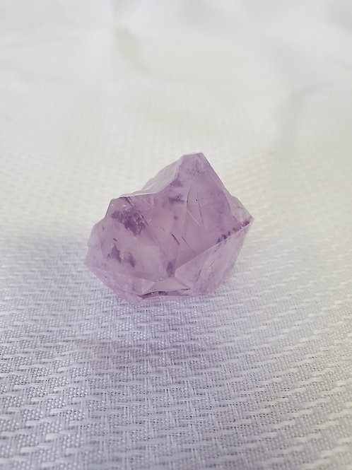 Amethyst Diamond Shaped