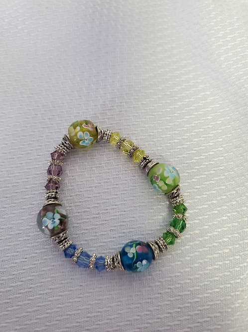 Multi Colored Bracelet