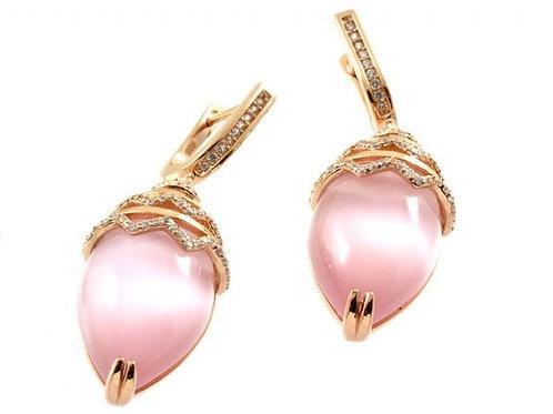Gleam Pearl Drop Earring