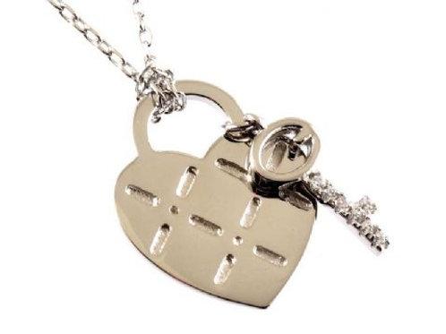 Lock Heart & Key