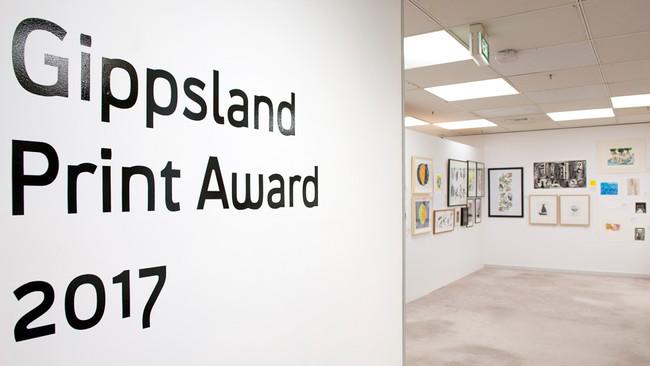 Gippsland Print Award 2017