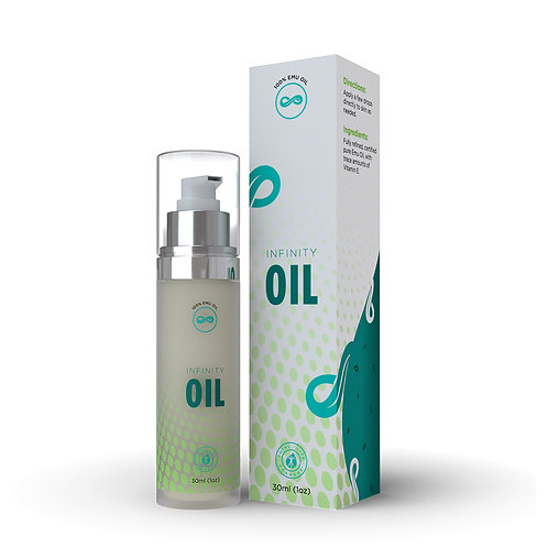 INFINITY OIL - Huile Hydratante