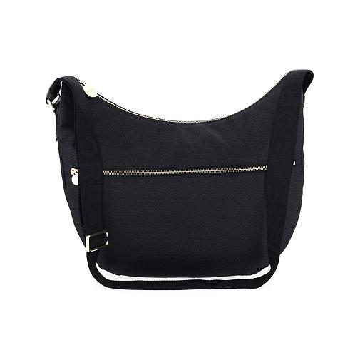 BORBONESE. Luna Bag Medium Nylon OP
