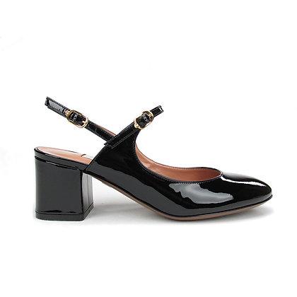 L'AUTRE CHOSE. Leather Sandals.