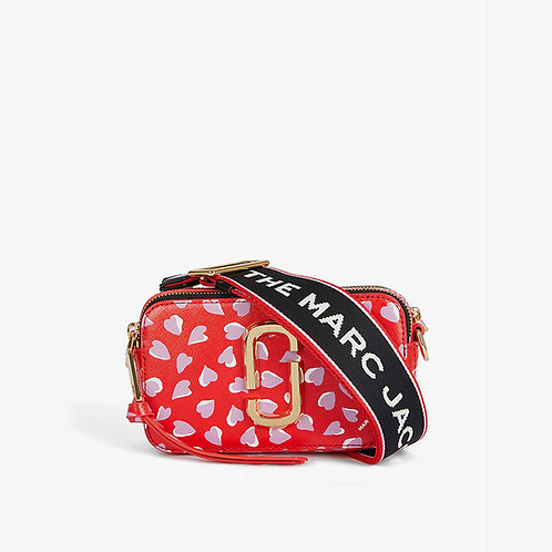 MARC JACOBS. The Snapshot Printed Hearts