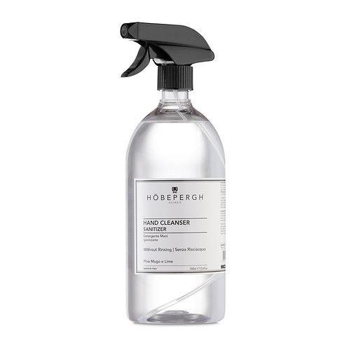 HÖBEPERGH. Hand cleanser sanitizer 1.000 ml.