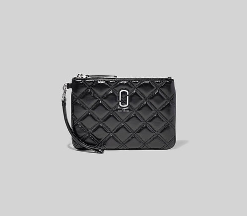 MARC JACOBS. The  Quilted Softshot Wristlet