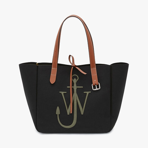 JW ALEXANDER. Recycled Canvas Belt Tote