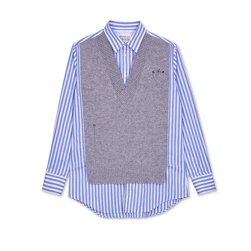MAISON MARGIELA. Stripe Shirt