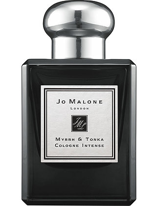 JO MALONE LONDON. Myrrh & Tonka Cologne Intense. 50 ml.
