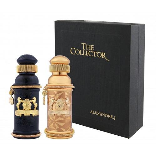 ALEXANDER J.  Black Muscs & Golden Oud Vanille 30 ml.