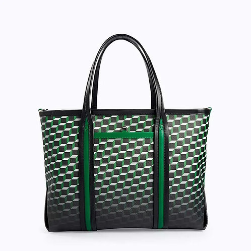 PIERRE HARDY. Perspective Cube Tote
