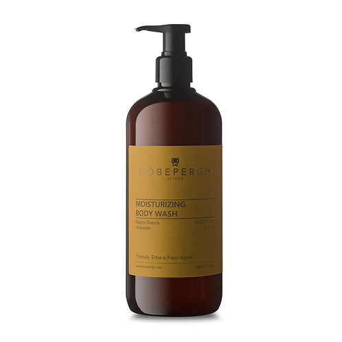 HÖBERPERGH. Moisturizing body wash.