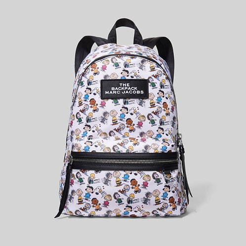 MARC JACOBS. PEANUTS x MARC JACOBS Large Backpack