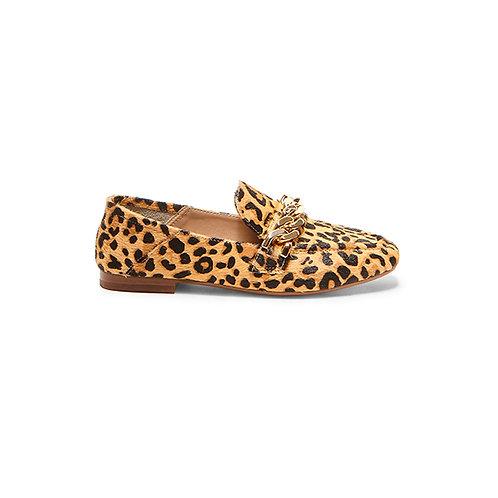 STEVE MADDEN. Mocassino Dayna Leopard.