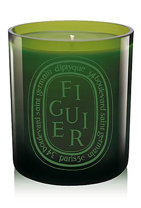 DIPTYQUE. Bougie Parfumée Figuier Verte. 300 gr.