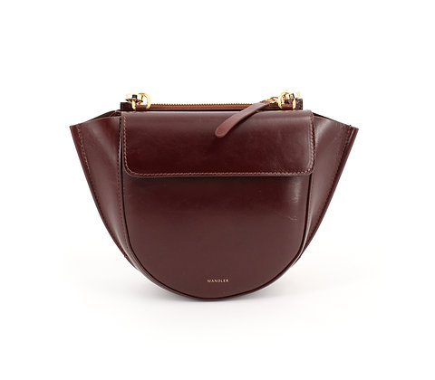WANDLER. Hortensia Bag Mini Tan.