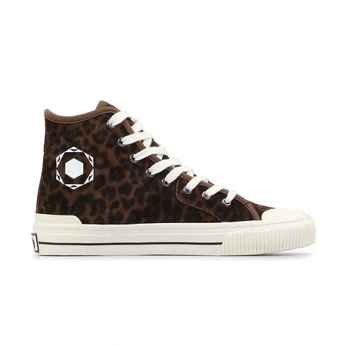 MOACONCEPT. Leopard High-Top Master Collector