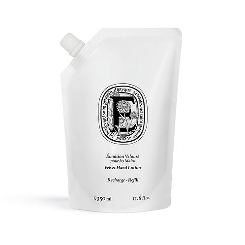DIPTYQUE. Refill - Velvet Hand Lotion 350 ml.