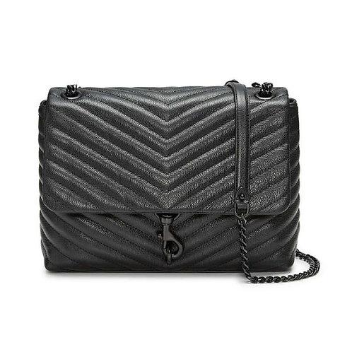 REBECCA MINKOFF. Edie Flap Shoulder Bag