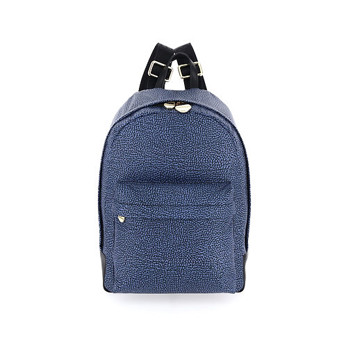 BORBONESE. Backpack Medium. OP Nylon