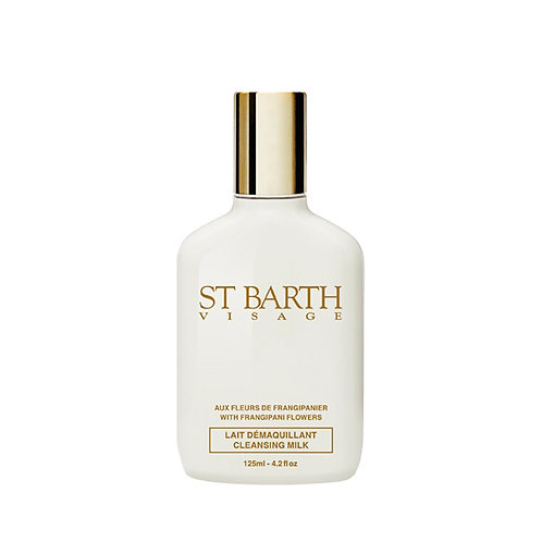 ST BARTH. Cleansing Milk with Frangipani Flowers 125 ml.