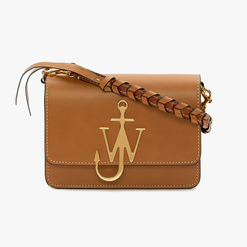 JW ANDERSON. Anchor Braided Logo Bag