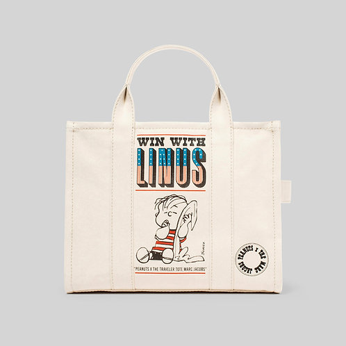 MARC JACOBS. Peanuts x The Traveler Tote Bag Marc Jacobs