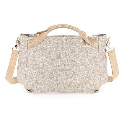 BORBONESE. Large Hand Bag.
