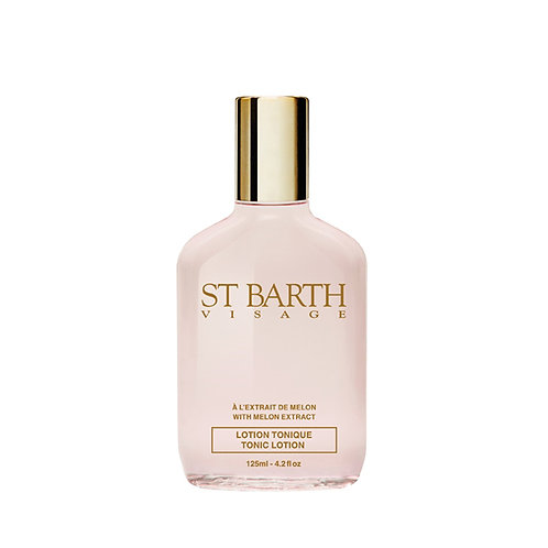 ST BARTH. Tonic Lotion with Melon Extract 125 ml.