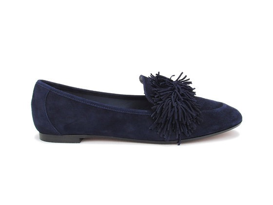 AQUAZZURA. Wild Loafer Flat.