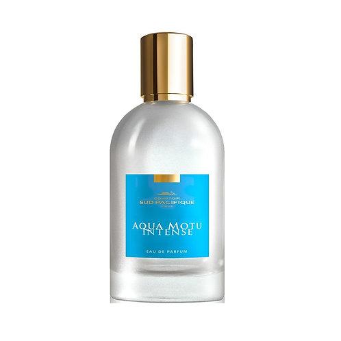 COMPTOIR SUD PACIFIQUE. Aqua Motu Intense EDP 100 ml.