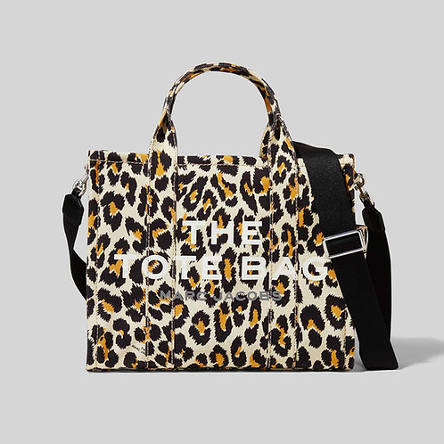 MARC JACOBS. The Leopard SMALL Traveler Bag