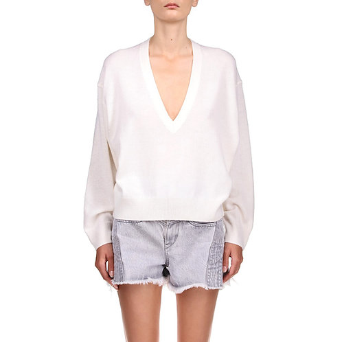 IRO. Toritha Cotton and Cashmere Sweater