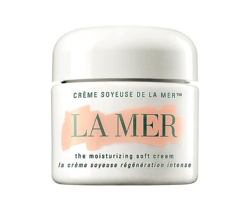 LA MER. The Moisturizing Soft Cream.