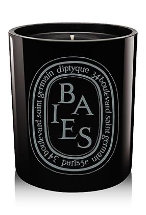 DIPTYQUE. Bougie Parfumée Baies Noire. 300 gr.