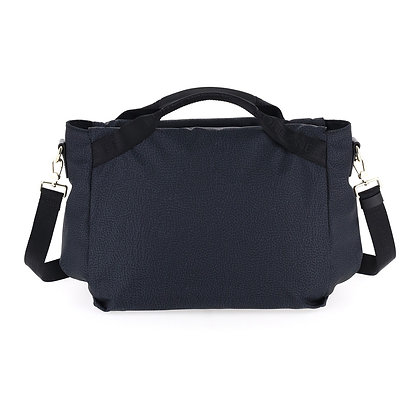 BORBONESE. OP Jet Handbag Medium.