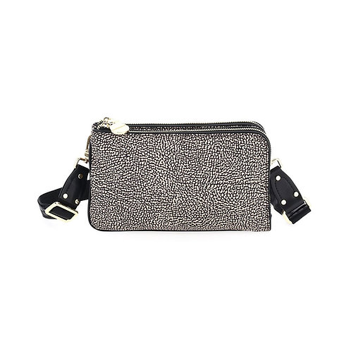 BORBONESE. Small Crossbody Bag. OP Nylon