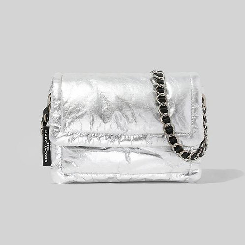MARC JACOBS. The Metallic Pillow Bag