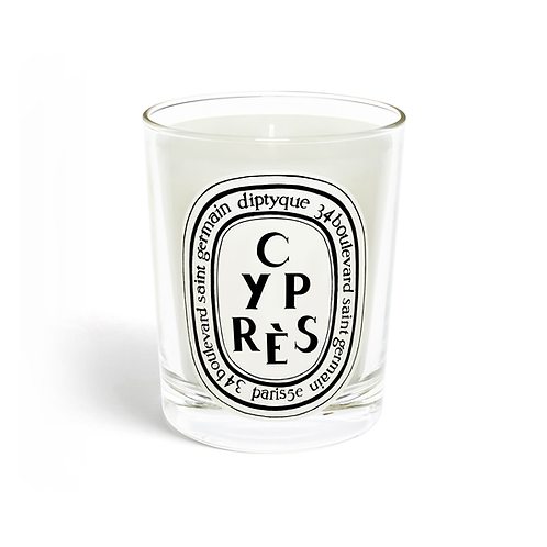 DIPTYQUE. Cyprès / Cypress Candle 190 gr.