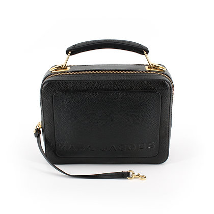 MARC JACOBS. The Textured Box Bag.