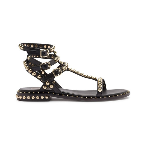 ASH. Play Studded Sandals