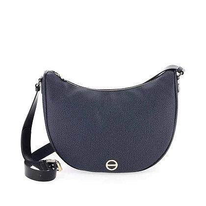 BORBONESE. Middle Luna Bag.
