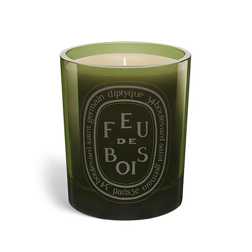 DIPTYQUE. Feu de Bois / Wood Fire Candle 300 gr.
