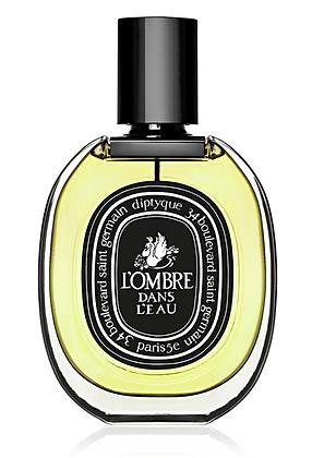 DIPTYQUE. L'Ombre dans l'Eau. Eau de Parfum. 75 ml.