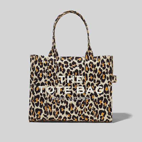 MARC JACOBS. The Leopard Travel Tote