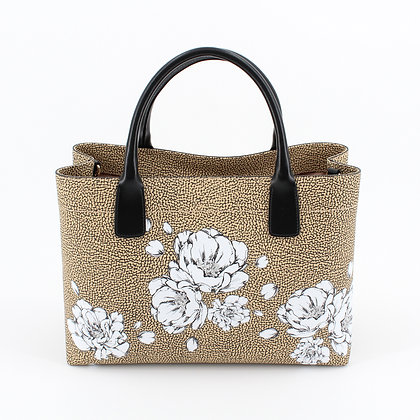 BORBONESE. Shopping Bag M.