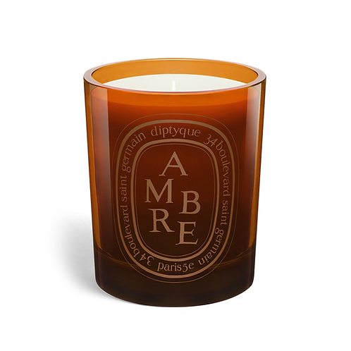 DIPTYQUE. Ambre / Amber Candle 300 gr.