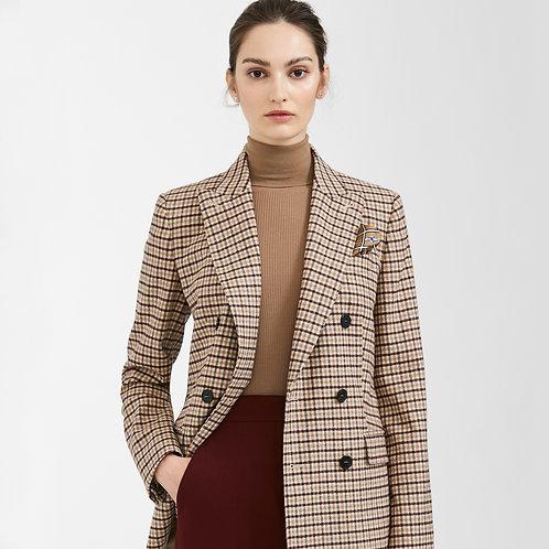 MAX MARA. Wool and cashmere blazer