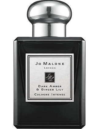 JO MALONE LONDON. Dark Amber & Ginger Lily Cologne Intense. 50 ml.
